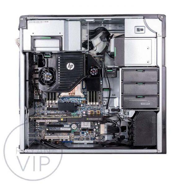 ورک استیشن HP z620