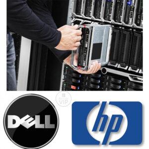 مقایسه سرور Dell و HP
