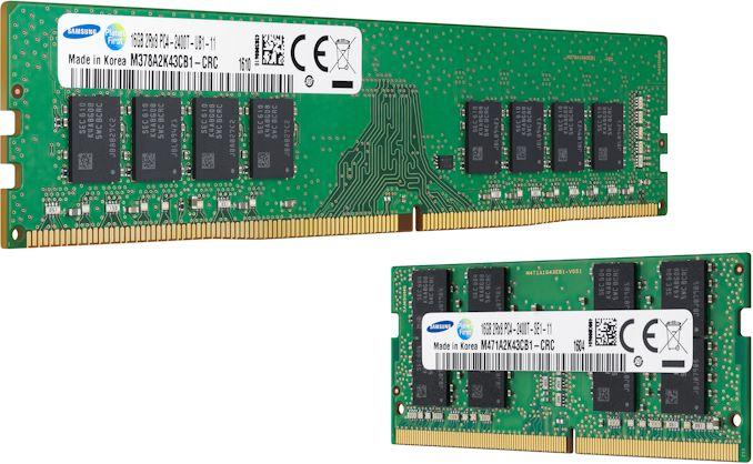 رم DDR4